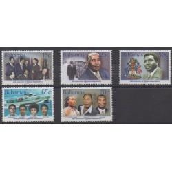 Bahamas - 2013 - No 1477/1481 - Histoire