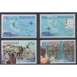 Bahamas - 2014 - No 1500/1503