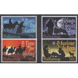 Bahamas - 2014 - Nb 1504/1507 - Christmas