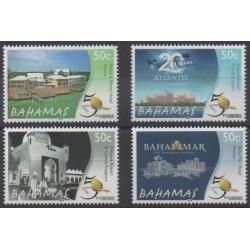Bahamas - 2014 - Nb 1512/1515 - Tourism