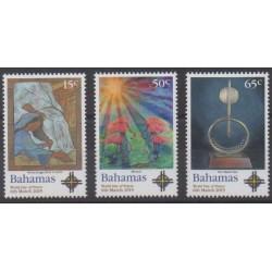 Bahamas - 2015 - Nb 1516/1518 - Religion
