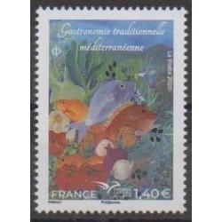 France - Poste - 2020 - No 5411 - Gastronomie
