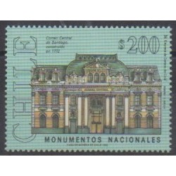 Chile - 1992 - Nb 1135 - Monuments