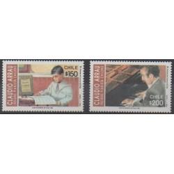 Chili - 1992 - No 1140/1141 - Musique