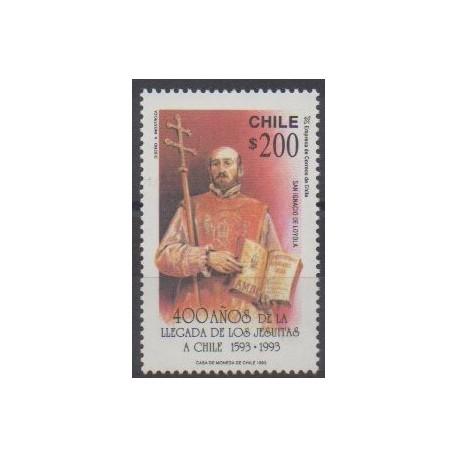 Chile - 1993 - Nb 1148 - Religion
