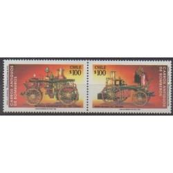 Chili - 1993 - No 1159/1160 - Pompiers