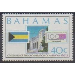 Bahamas - 1990 - Nb 707