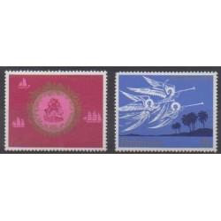 Bahamas - 1978 - Nb 432/433 - Christmas