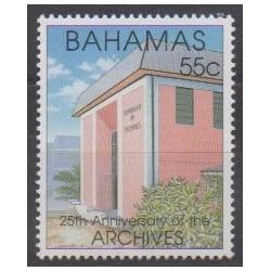 Bahamas - 1996 - Nb 907