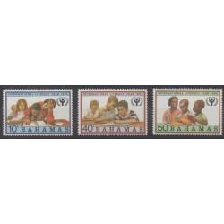 Bahamas - 1990 - Nb 708/710