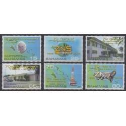 Bahamas - 2006 - No 1238/1243 - Télécommunications