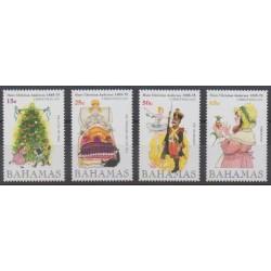 Bahamas - 2005 - Nb 1224/1227 - Literature - Christmas