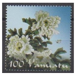 Vanuatu - 2009 - No 1355 - Fleurs