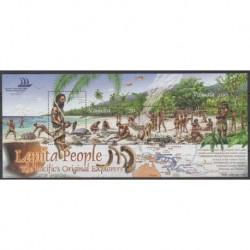 Vanuatu - 2005 - No 1206/1209 - Histoire - Philatélie