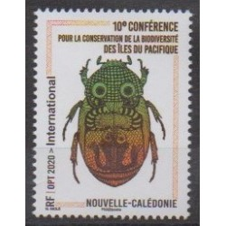 New Caledonia - 2020 - Biodiversité - Insects