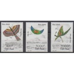 Vietnam - 1999 - Nb 1804/1806