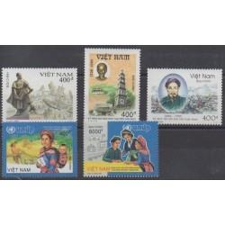 Vietnam - 1999 - Nb 1859/1863