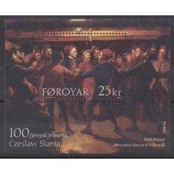 Féroé (Iles) - 2003 - No BF15 - Peinture