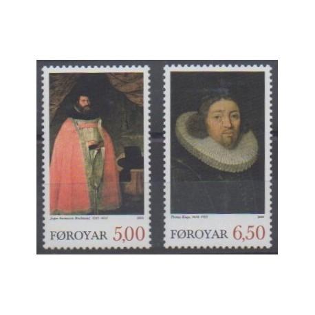 Féroé (Iles) - 2003 - No 467/468 - Religion