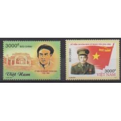 Vietnam - 2014 - Nb 2478/2479 - Celebrities