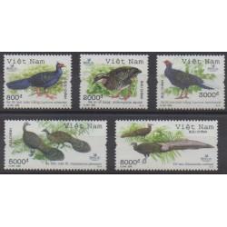 Vietnam - 2006 - Nb 2244/2248 - Birds