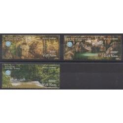 Vietnam - 2006 - No 2251/2253 - Parcs et jardins