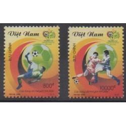 Vietnam - 2006 - Nb 2249/2250 - Soccer World Cup