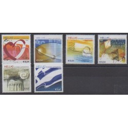 Grèce - 2008 - No 2428/2433