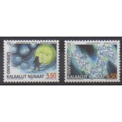 Greenland - 2004 - Nb 390/391