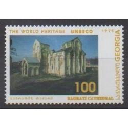 Géorgie - 1995 - No 120 - Églises