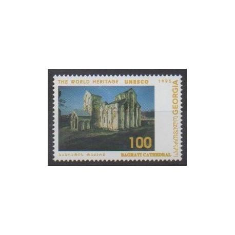 Georgia - 1995 - Nb 120 - Churches