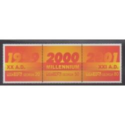 Géorgie - 2000 - No 267/269