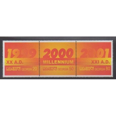Georgia - 2000 - Nb 267/269