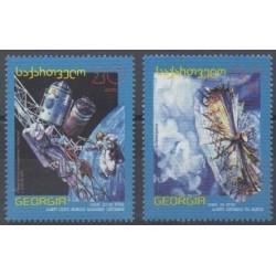 Géorgie - 2000 - No 277/278 - Espace