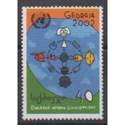 Georgia - 2002 - Nb 326