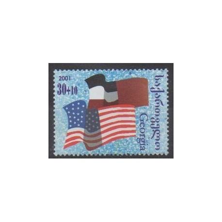 Géorgie - 2001 - No 298 - Histoire