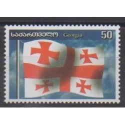 Georgia - 2005 - Nb 378 - Flags