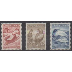 Greenland - 1966 - Nb 56/58 - Literature