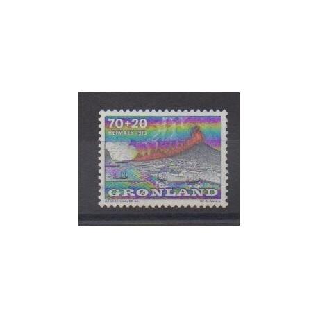 Greenland - 1973 - Nb 74