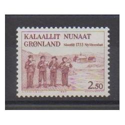 Greenland - 1983 - Nb 134 - Music