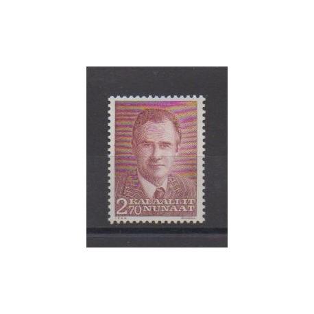 Groenland - 1984 - No 139 - Royauté - Principauté
