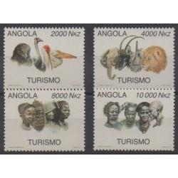 Angola - 1994 - Nb 938/941 - Tourism