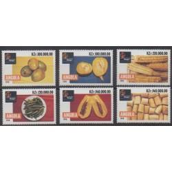 Angola - 1998 - Nb 1195/1200 - Gastronomy