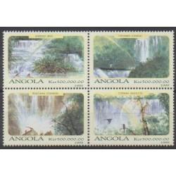 Angola - 1999 - No 1268/1271 - Sites