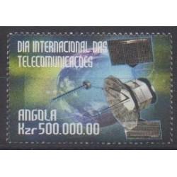 Angola - 1999 - No 1263 - Télécommunications
