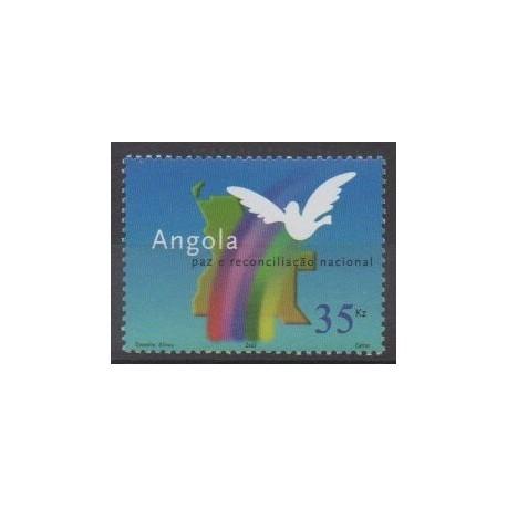 Angola - 2002 - Nb 1528