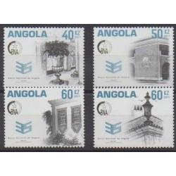 Angola - 2011 - No 1685/1688