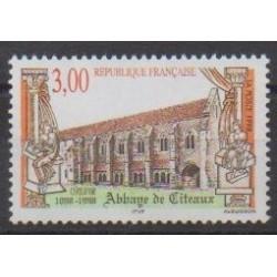 France - Poste - 1998 - No 3143 - Églises