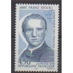 France - Poste - 1998 - No 3138 - Seconde Guerre Mondiale