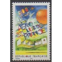 France - Poste - 1998 - Nb 3172 - Planes